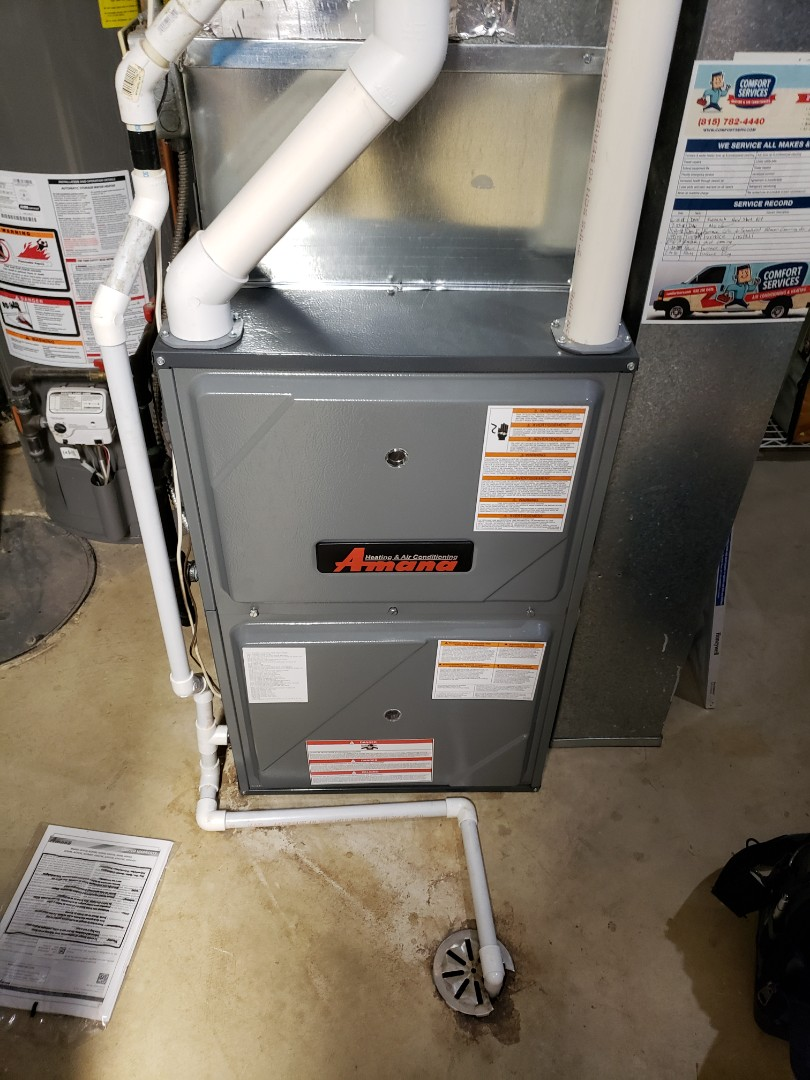 Complete furnace diagnostic and installation of 2 ecobees. All equipment is working properly at this time.