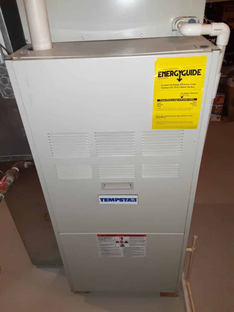 Naperville, IL - Complete furnace diagnostic. Replaced inducer motor. All is now operating properly.