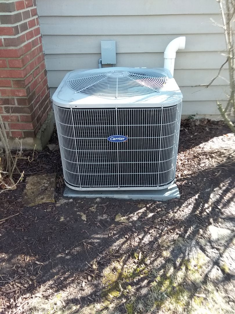 Naperville, IL - Completed spring maintenance on a carrier system.