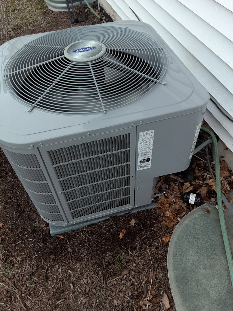 Crest Hill, IL - Complete ac maintenance. All is operating properly.
