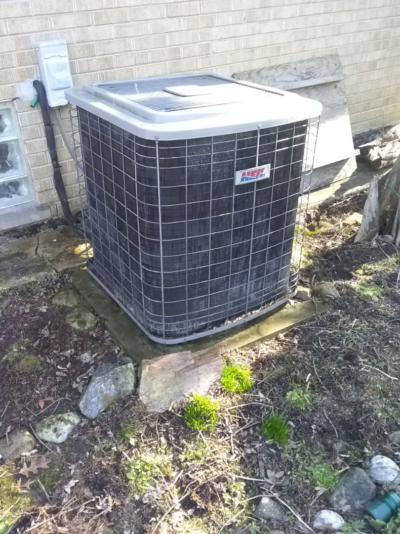 Naperville, IL - Completed spring maintenance on a carrier system