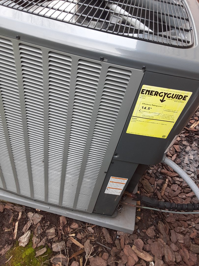 Naperville, IL - Complete ac maintenance. All is operating properly.