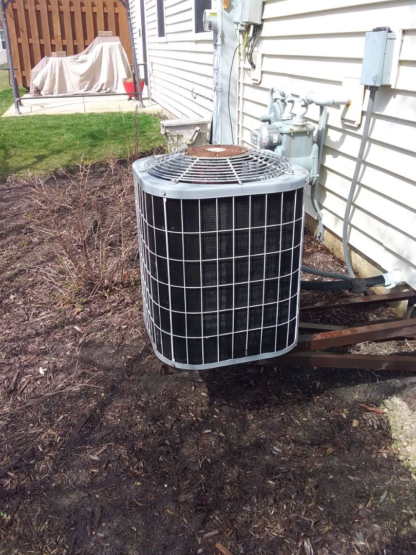 Crest Hill, IL - Completed spring maintenance on a carrier system.