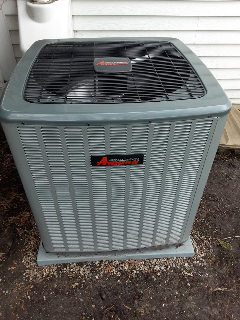 Lisle, IL - Complete ac start up. Ac is ready for use.