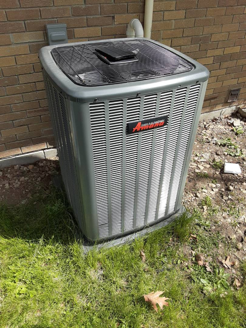 Joliet, IL - Complete ac maintenance. Recommend signing up for comfort club maintenance plan.