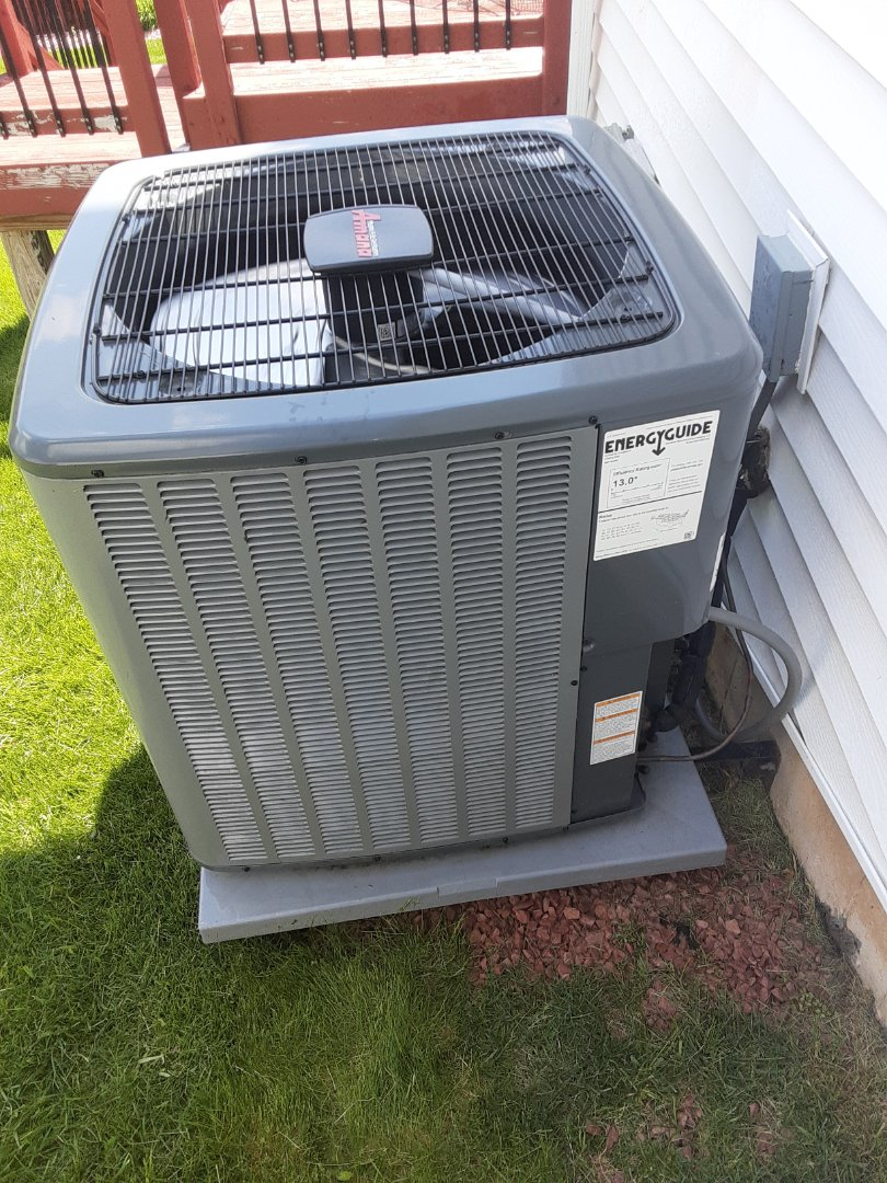 Lockport, IL - Complete ac maintenance. All is operating properly.