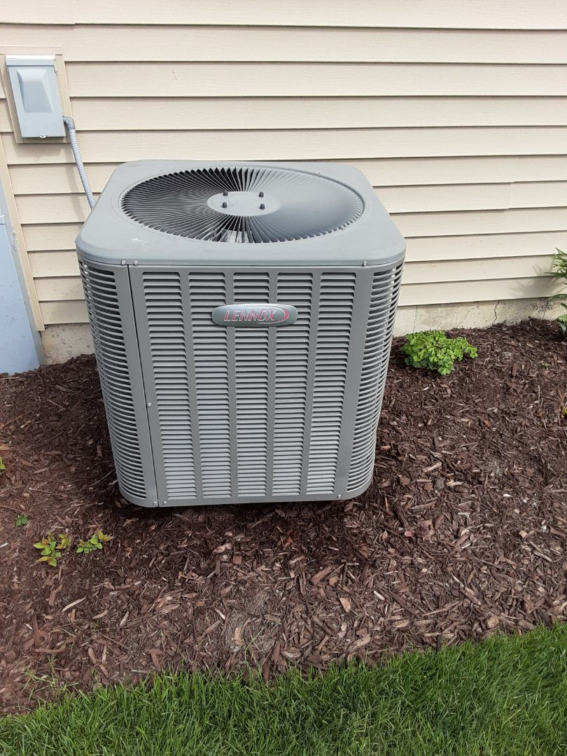 Shorewood, IL - Complete ac maintenance. No recommendations at this time.