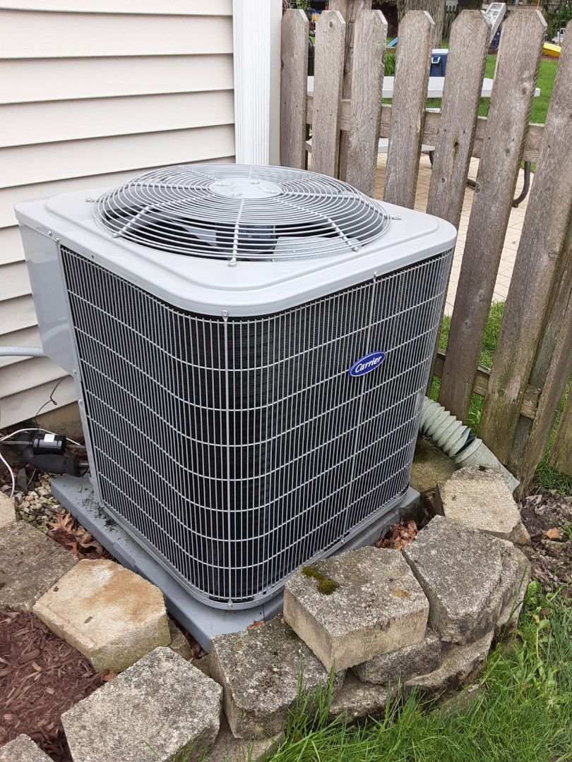 Downers Grove, IL - Complete ac maintenance . No recommendations at this time.