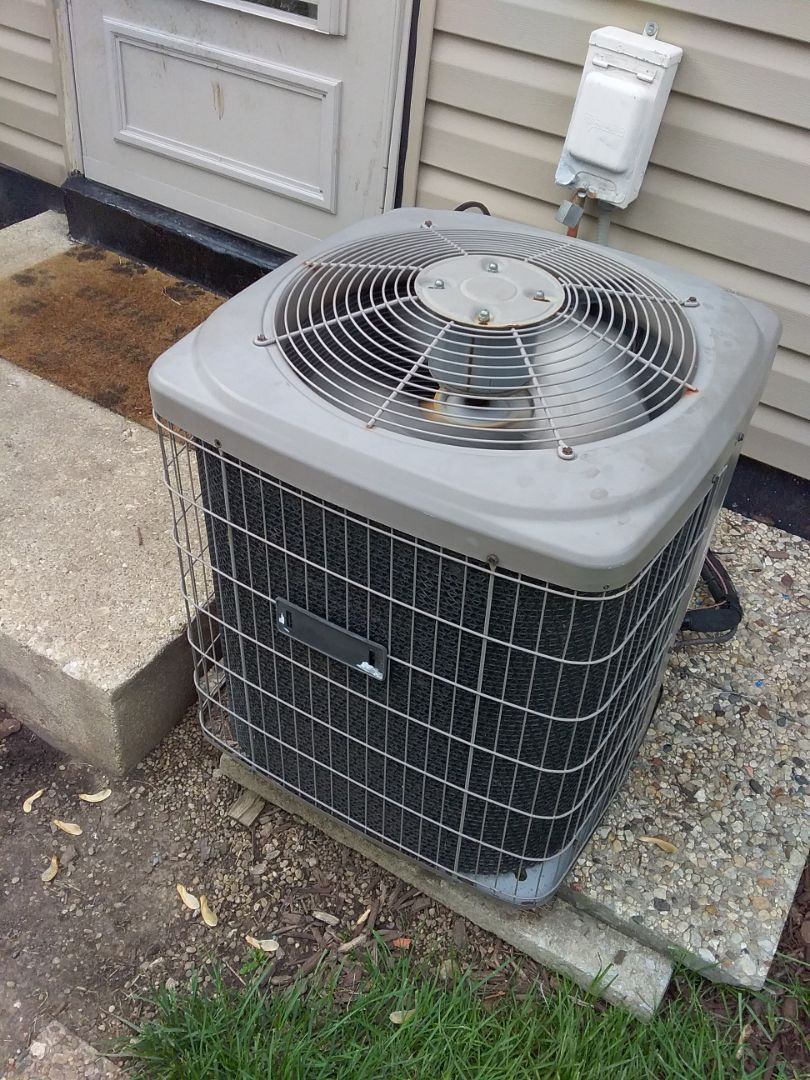 Romeoville, IL - Diagnosed york ac system