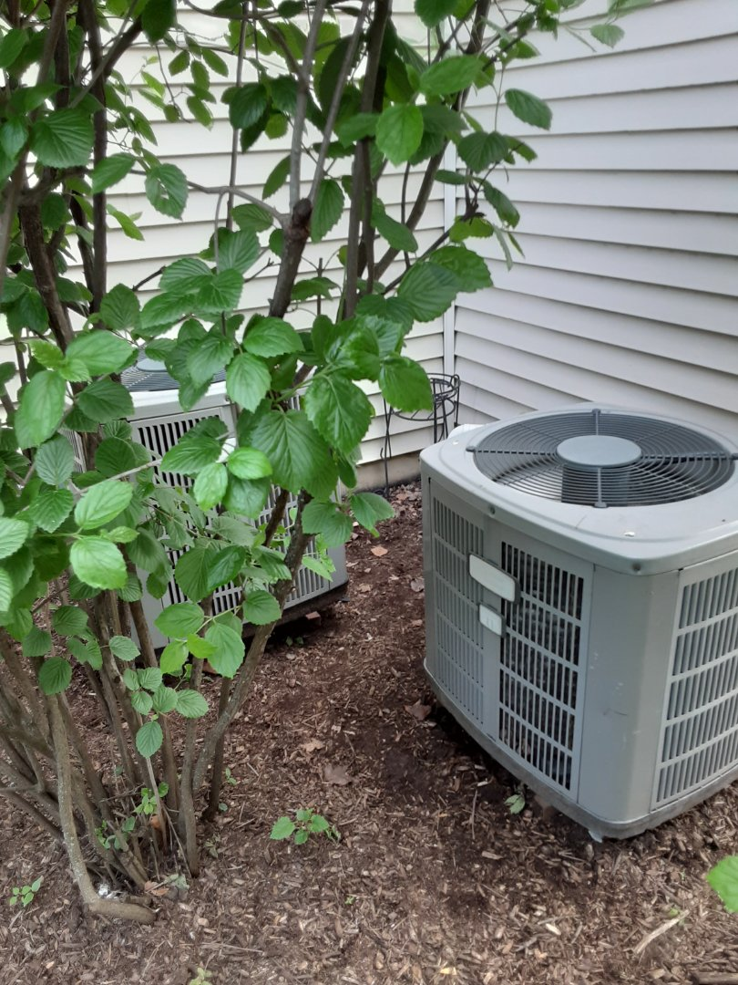 Oswego, IL - Complete ac maintenance. No recommendations at this time.