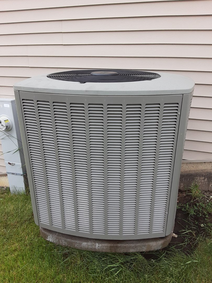 Lockport, IL - Complete ac maintenance. No recommendations at this time.