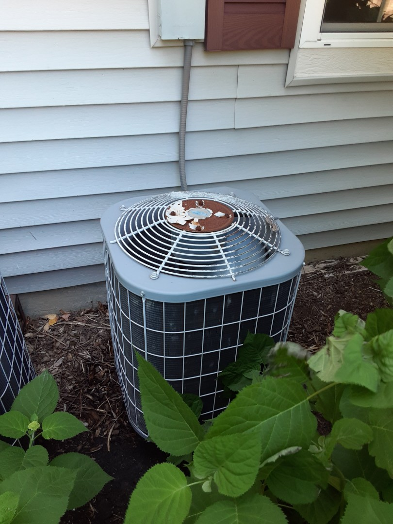 Aurora, IL - Complete ac maintenance and hot water heater maintenance. No recommendations at this time.