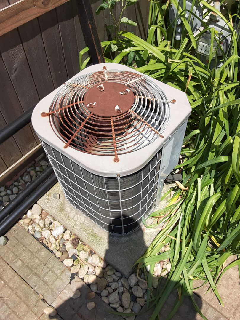 Aurora, IL - Complete ac diagnostic. Added 2lbs of R22. Recommend replacing the unit due to age and costs of repair. Comfort advisor will be here today from 3-4 to give free estimate on costs of replacement.
