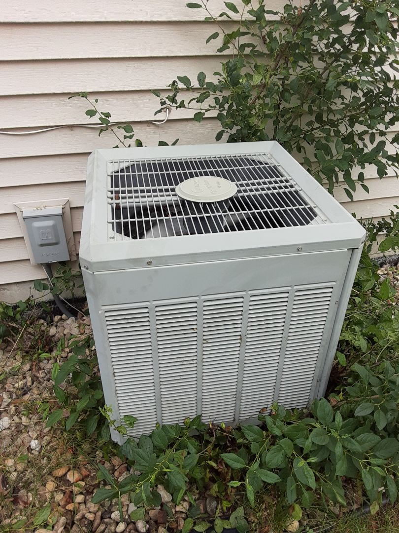 Romeoville, IL - Complete ac maintenance.  No recommendations at this time.