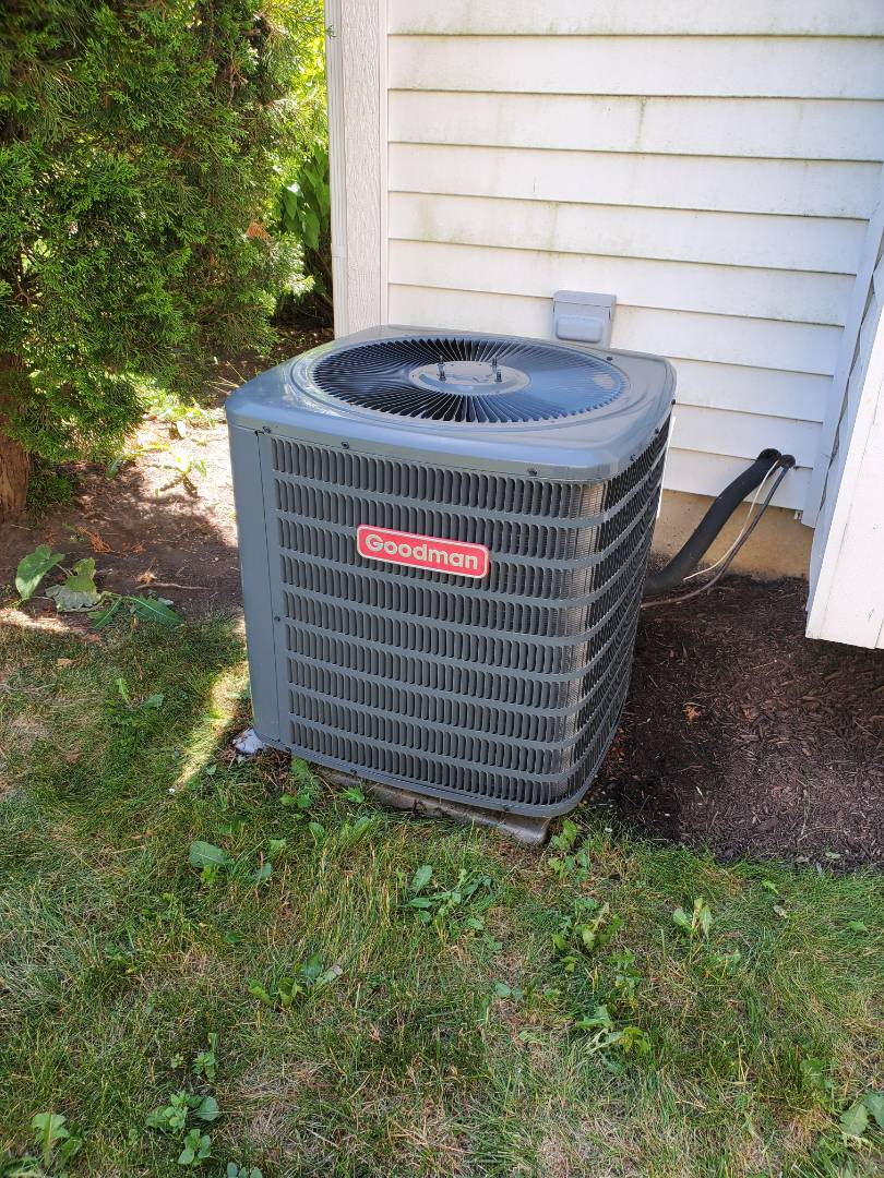 Aurora, IL - Successfully completed ac maintenance with little to no problems!