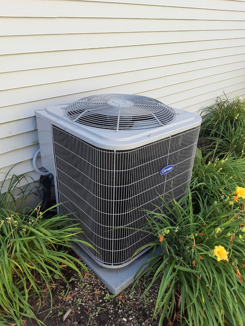 Naperville, IL - Complete ac maintenance. Added ez seal and 1lb of R410a