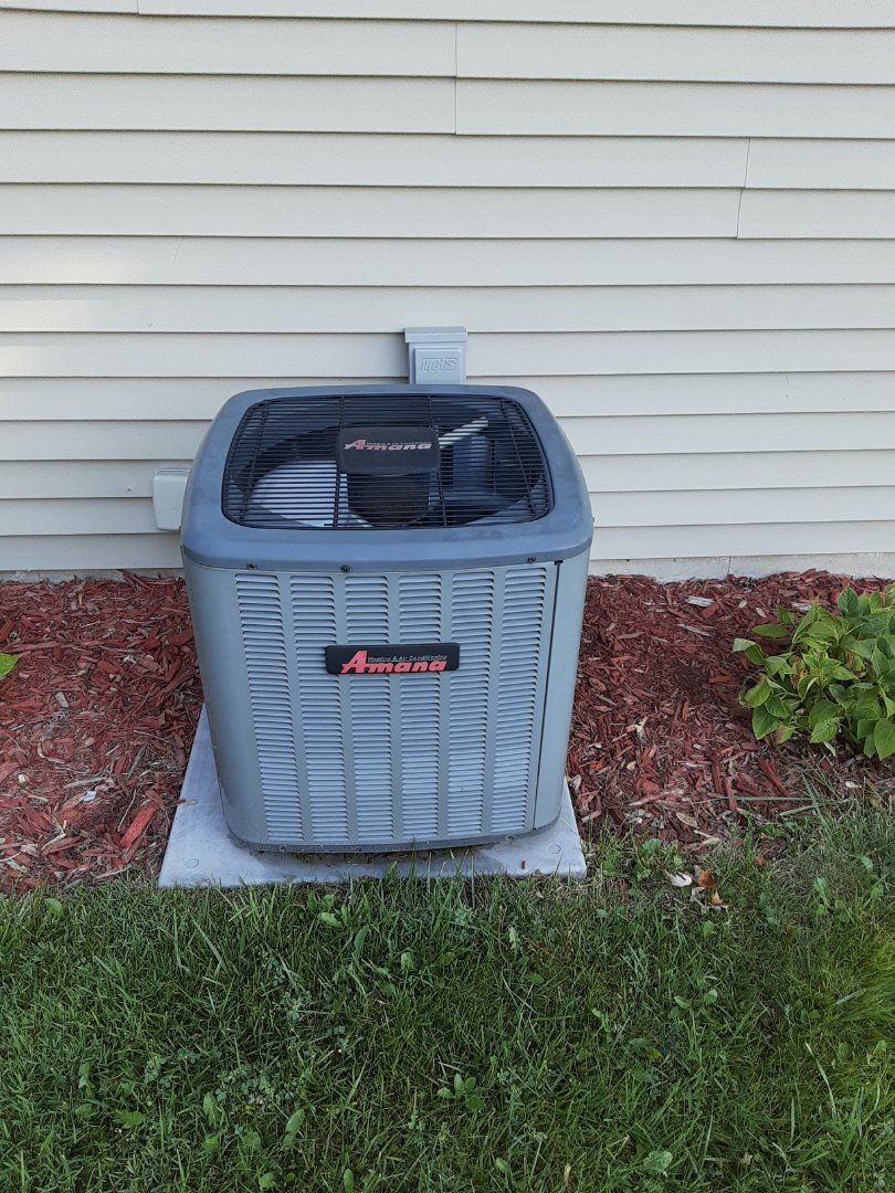 Complete ac diagnostic. Refrigerant levels are normal. Recommend ac and furnace maintenance.
