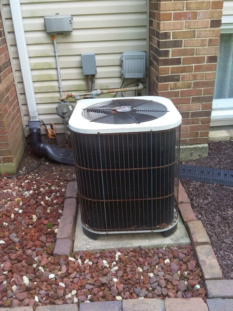 Plainfield, IL - Completed ac maintenance