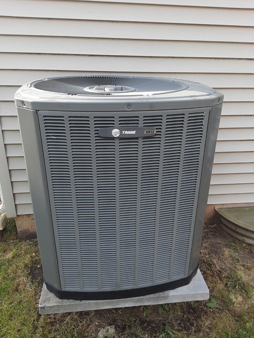 Plainfield, IL - Complete ac diagnostic. Added 4lbs of R22.