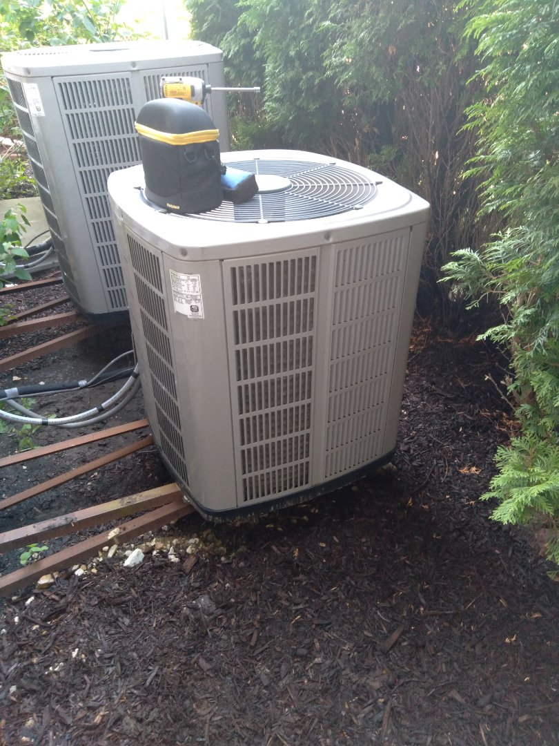 Plainfield, IL - Diagnosed American standard ac system for no cooling