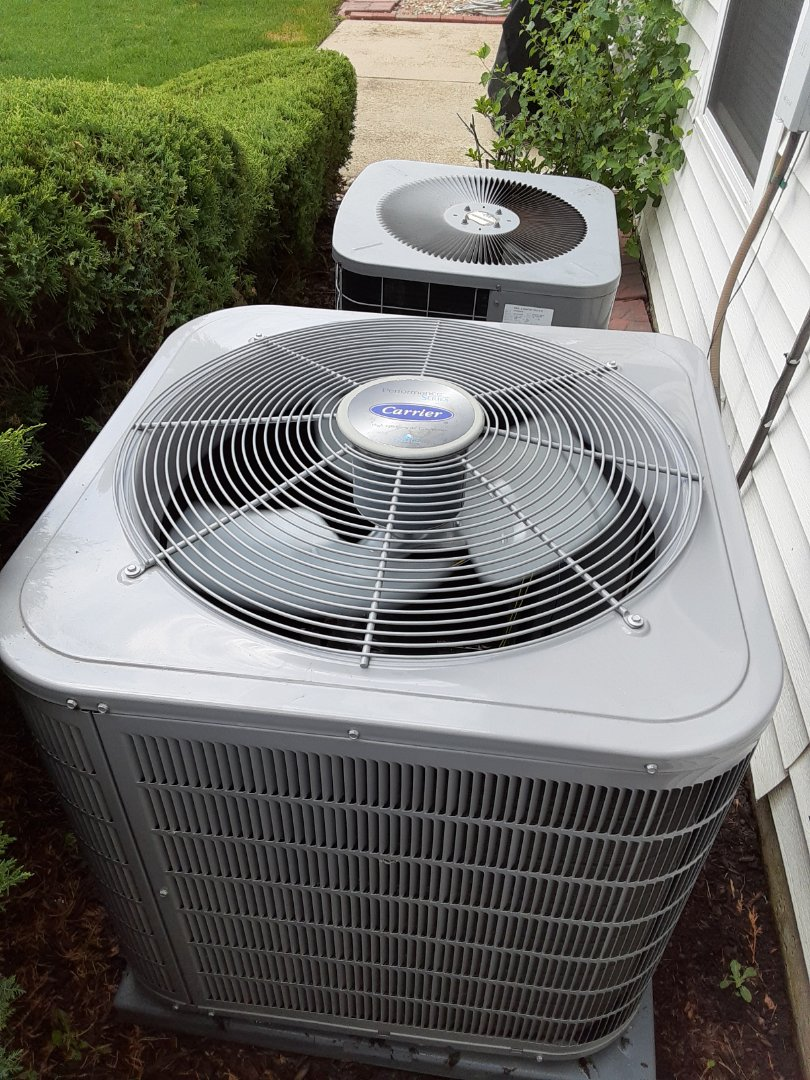 Plainfield, IL - Complete ac maintenance. No recommendations at this time.