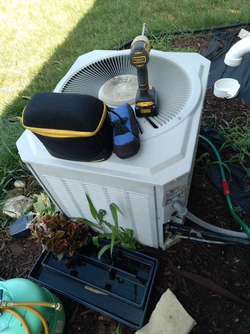Plainfield, IL - Diagnosed American standard ac for no cooling