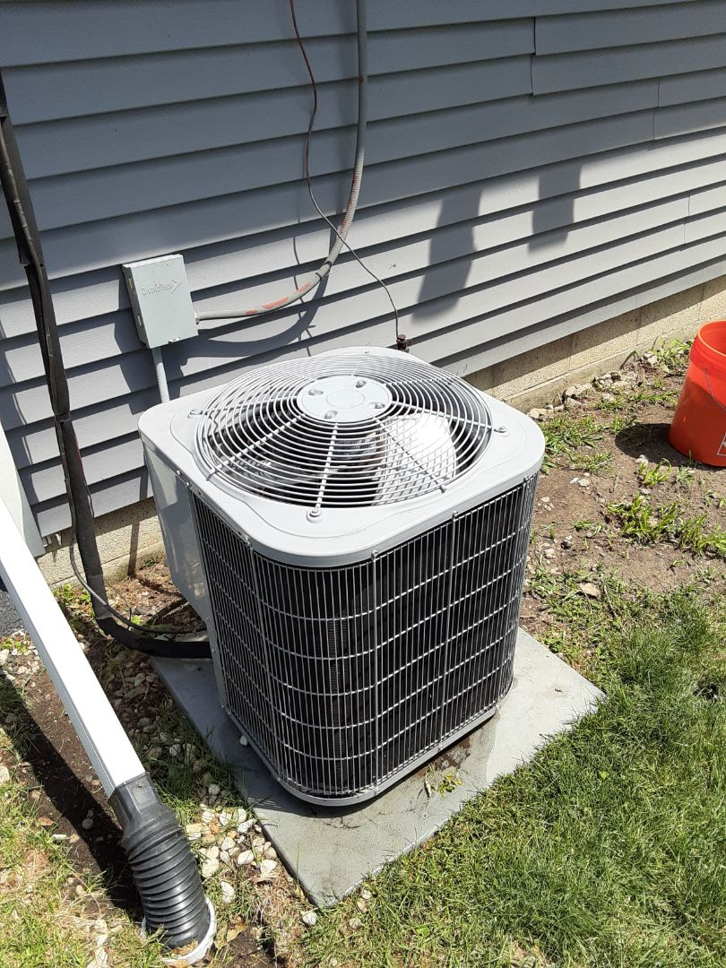 Joliet, IL - Complete ac maintenance. No recommendations at this time.
