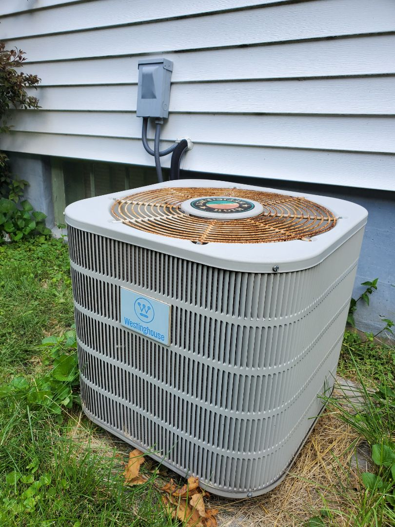 Successfully and accurately completed ac maintenance for our comfort club member!