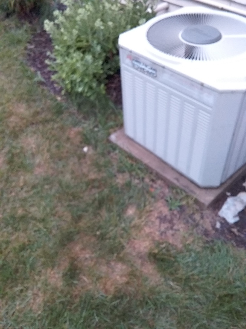 Joliet, IL - Serviced and repaired an american standard a/c system