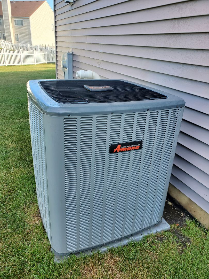 Joliet, IL - Completed ac maintenance with little to no problems!