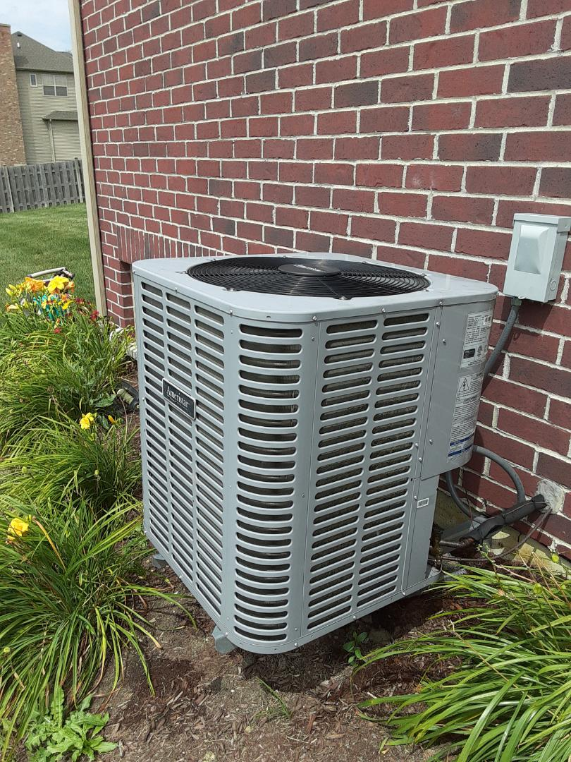 Complete ac maintenance. Signed up for maintenance plan and is owed a furnace maintenance at no cost.