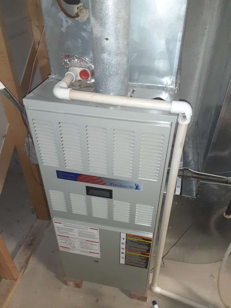 Joliet, IL - Complete furnace maintenance. No recommendations at this time.