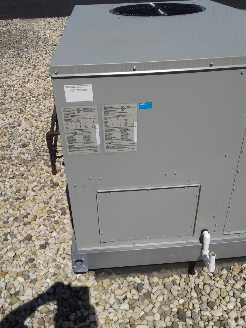 Naperville, IL - Completed furnace maintenance on traine