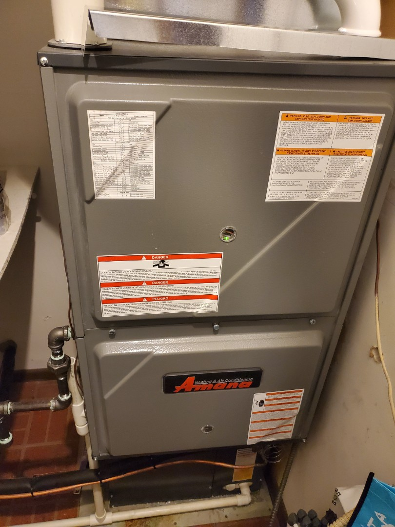 Naperville, IL - Successfully completed furnace maintenance with little to no problems!