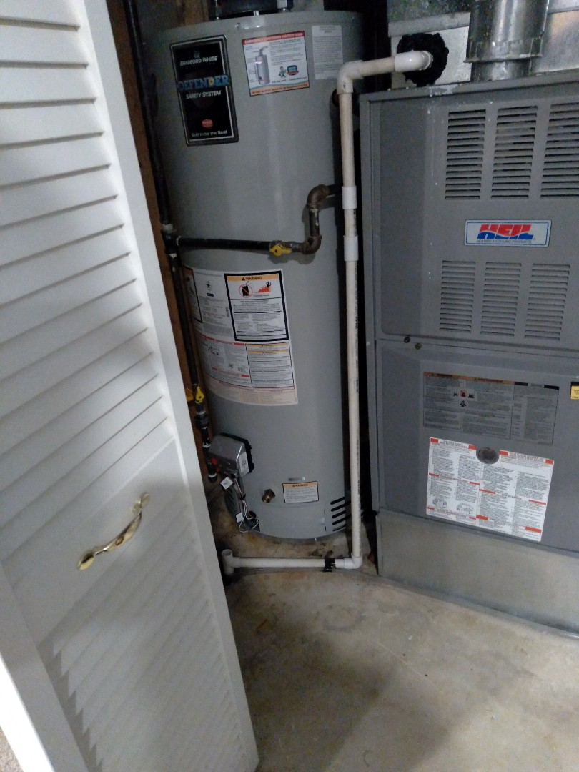Aurora, IL - Completed fall maintenance on heil furnace