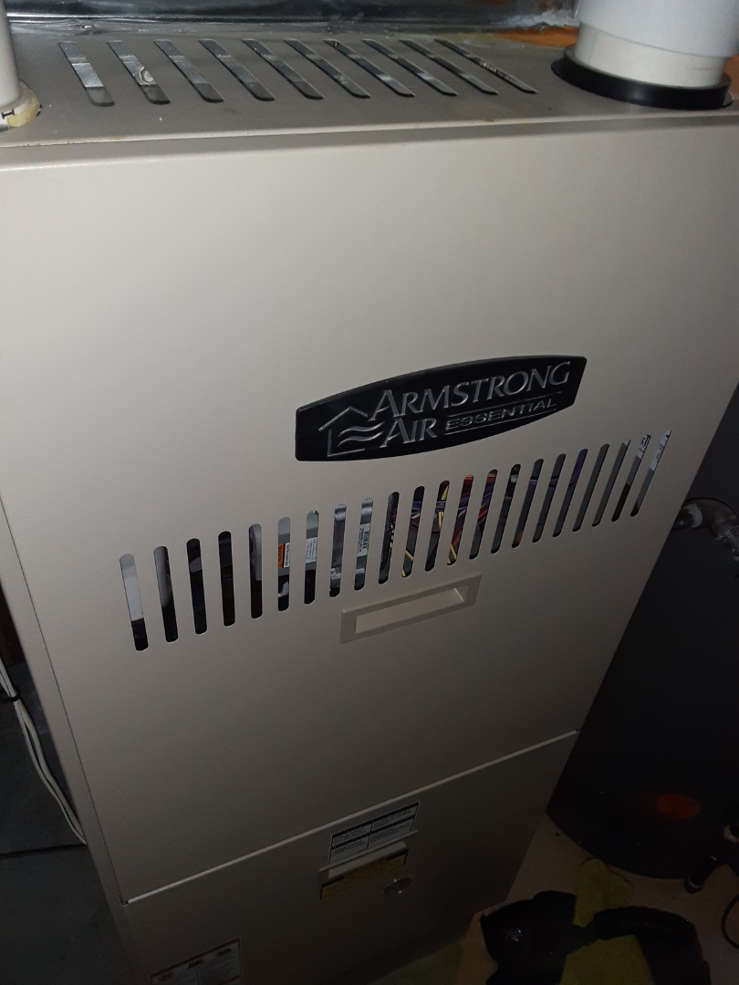 Aurora, IL - Complete furnace and humidifier maintenance. Recommend a duct cleaning.