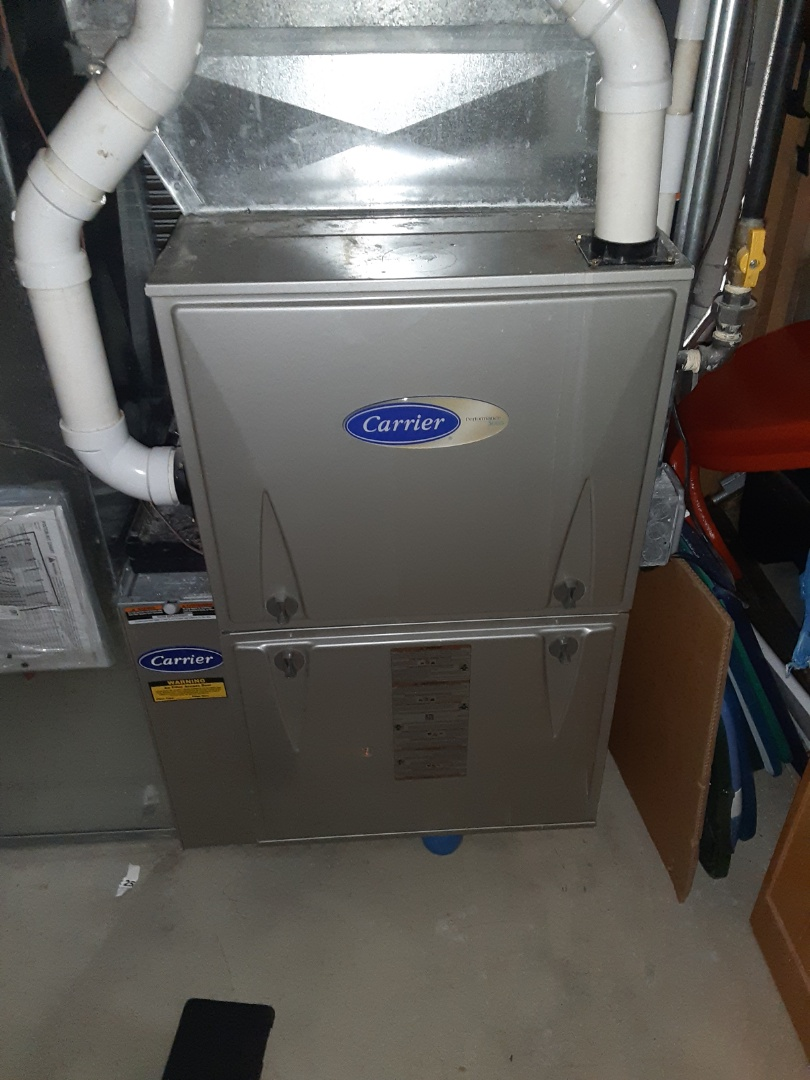 Complete furnace maintenance. Attached pricing for recommendations to invoice.