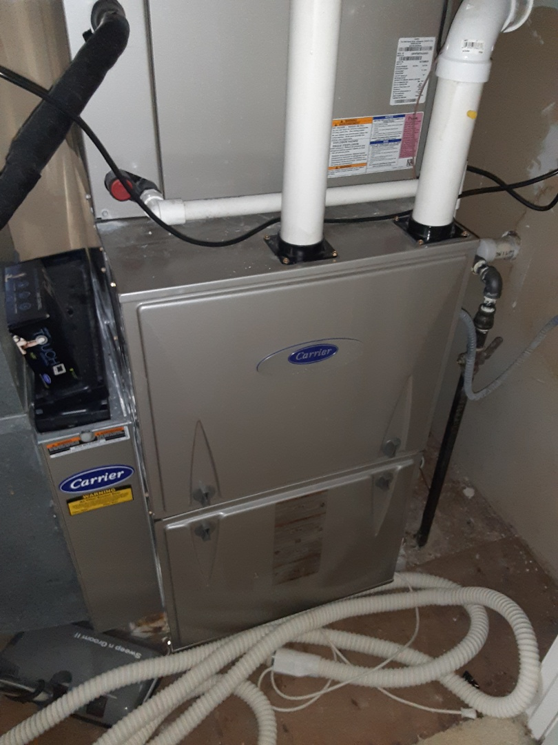 Yorkville, IL - Complete 3 system furnace maintenance. Replaced filters. Recommendations have been attached to invoice.
