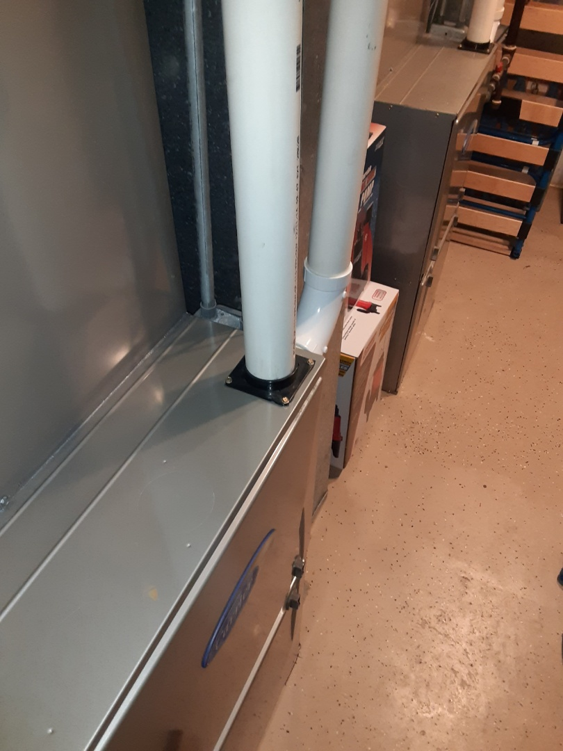 Complete 2 system furnace maintenance. Recommendations are attached to invoice.