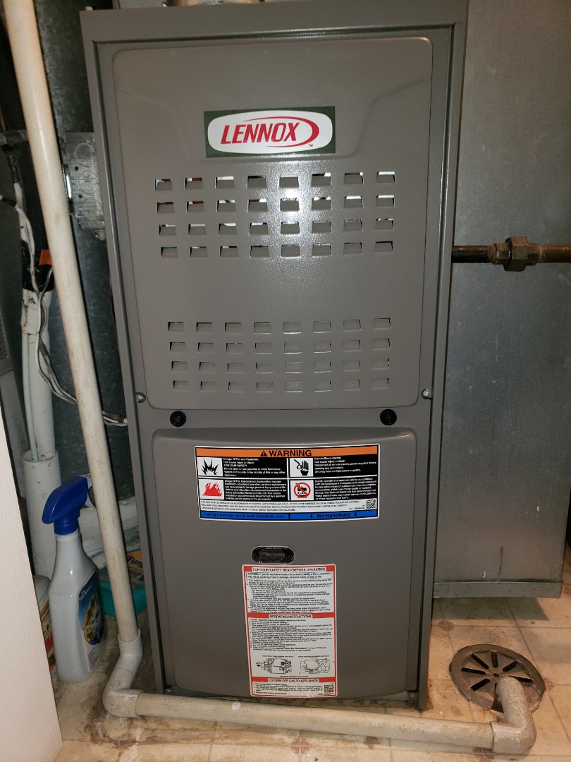 Aurora, IL - Complete furnace maintenance. Recommend adding a bypass humidifier.