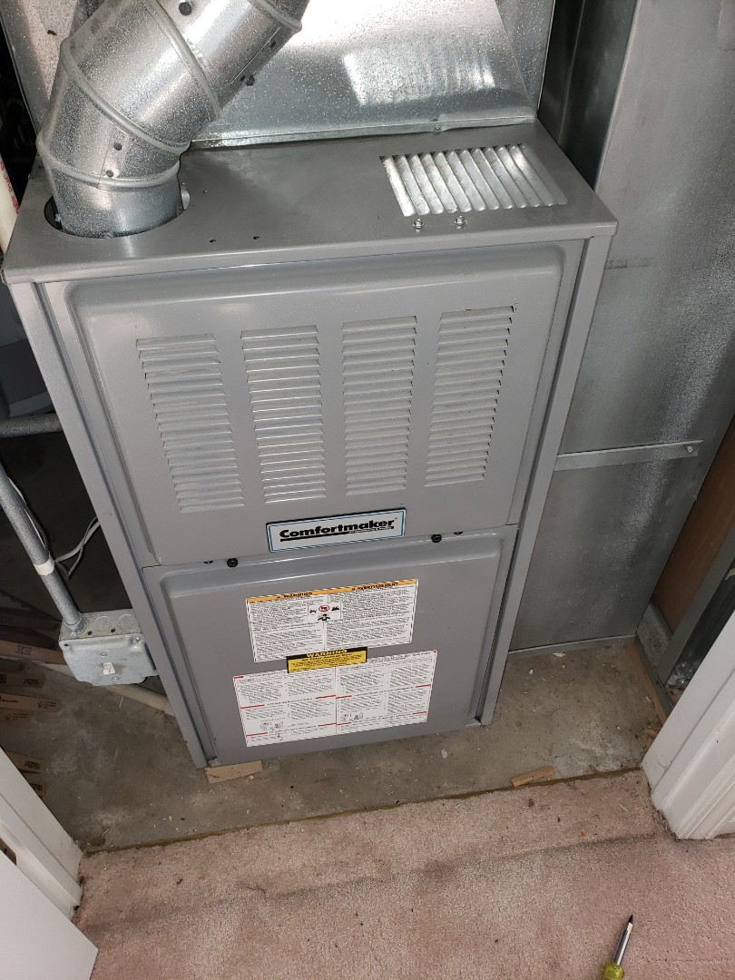 Crest Hill, IL - Complete hot water heater maintenance and burner cleaning. No recommendations at this time.