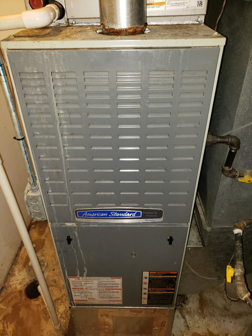 Bolingbrook, IL - Complete furnace maintenance and circuit board replacement. Attached recommendations to invoice.