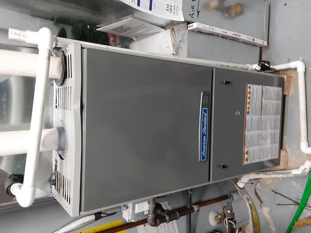 Crest Hill, IL - Complete furnace maintenance. Recommend a duct cleaning and changing filter.