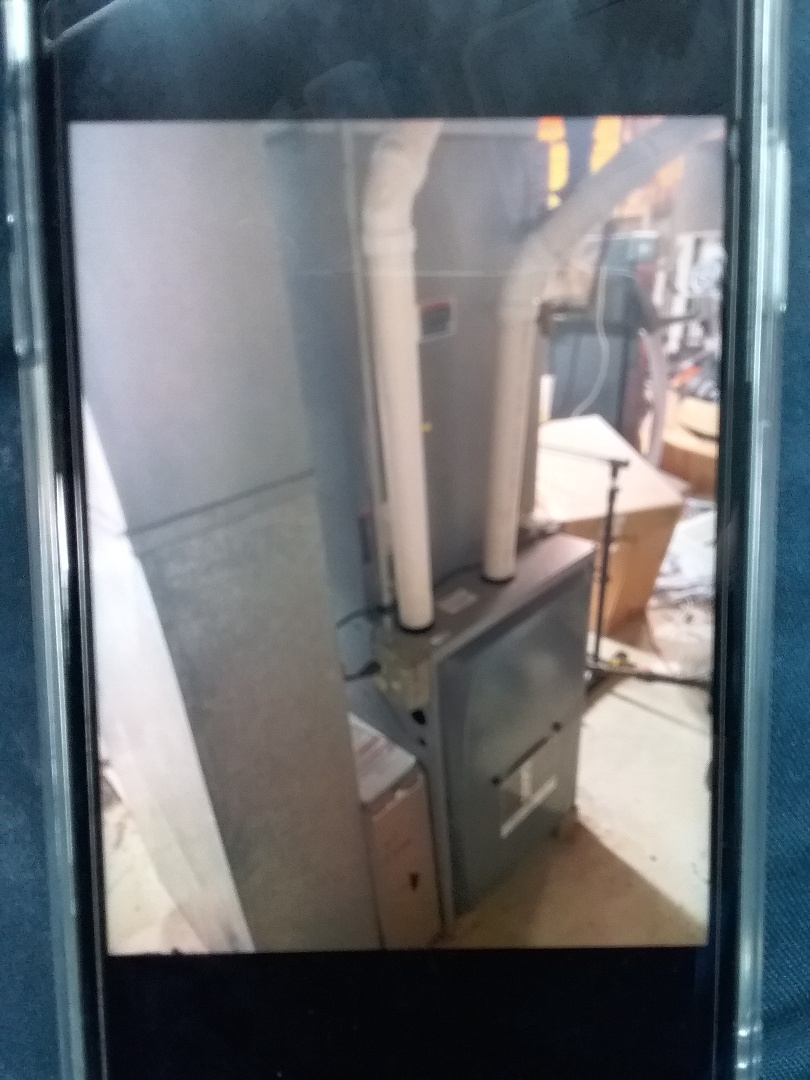 Completed furnace diagnostic on Armstrong