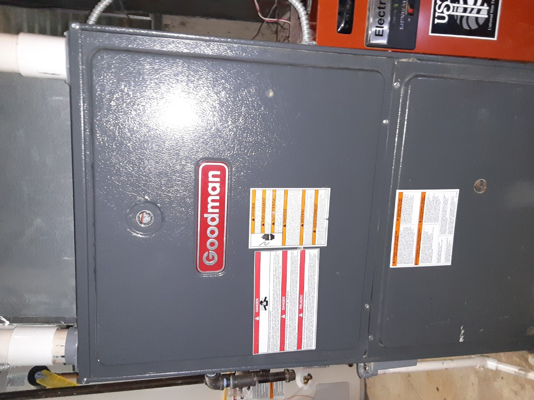 Complete furnace diagnostic and maintenance