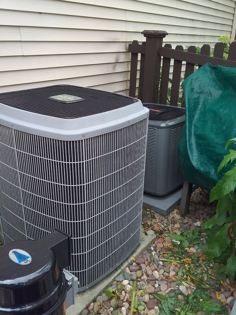 Naperville, IL - Maintenance of air conditioning systems