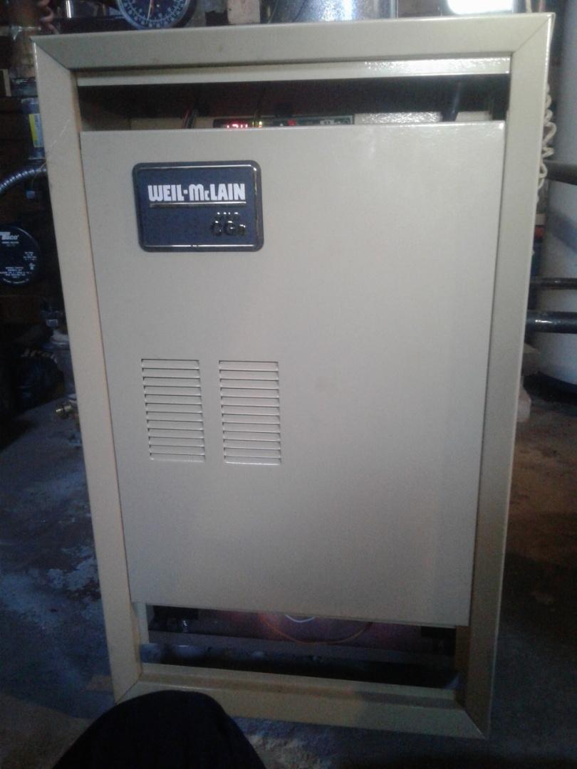 Lemont, IL - Weil-mclain boiler maintenance complete