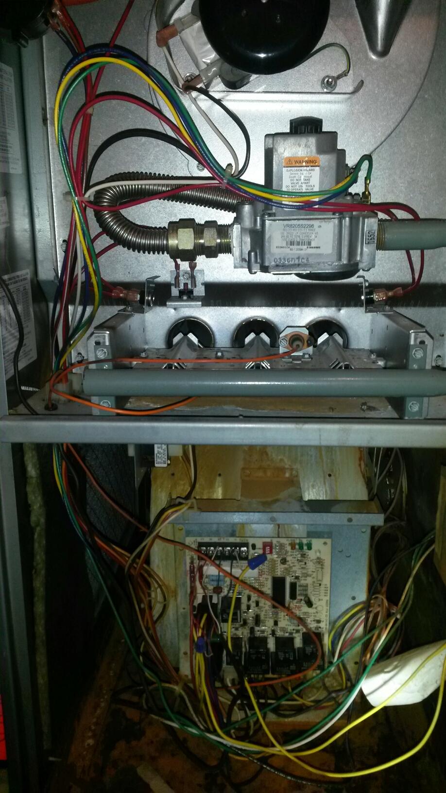 Norcross, GA - Furnace repair in Duluth GA