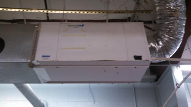 Dunwoody, GA - Furnace repair Heater  in Dunwoody on a Trane furnace