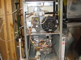 Covington, GA - Trane Furnace Install